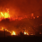Fire in the Sky! Lessons Learned From a Real Life Wildfire