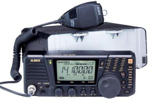 HF Radio Selection for Worldwide Communications